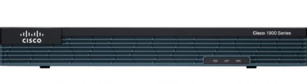 Cisco1921-SEC/K9 | with 2GE, SEC License PAK | Cisco1921-SEC/K9