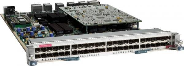 Cisco Systems N7K-M148GS-11L Cisco Nexus 7000 M1 w/XL Gigabit Ethernet Netzwerk-Switch-Modul | N7K-M148GS-11L