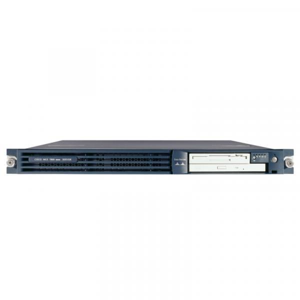 Cisco Systems MCS7825H4-K9-CMC2 Cisco MCS 7825-H4 3GHz E8400 420W Rack (1U) Server | MCS7825H4-K9-CMC2