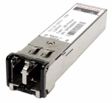 Cisco Systems GLC-ZX-SMD Cisco 1000BASE-ZX SFP Faseroptik 1550nm 1000Mbit/s SFP Netzwerk-Transceiver-Modul | GLC-ZX-SMD