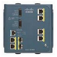 Cisco Systems IE-3000-4TC Cisco IE-3000-4TC Verwalteter Netzwerk-Switch L2 Fast Ethernet (10/100) Blau Netzwerk-Switch | IE-3000-4TC