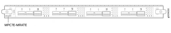 Juniper Networks MPC7E-MRATE-RB Juniper MPC7E-MRATE-RB   MPC7E-MRATE-RB