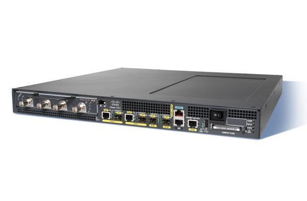 Cisco Systems Cisco7201 Cisco 7201 Eingebauter Ethernet-Anschluss Schwarz Kabelrouter | CISCO7201